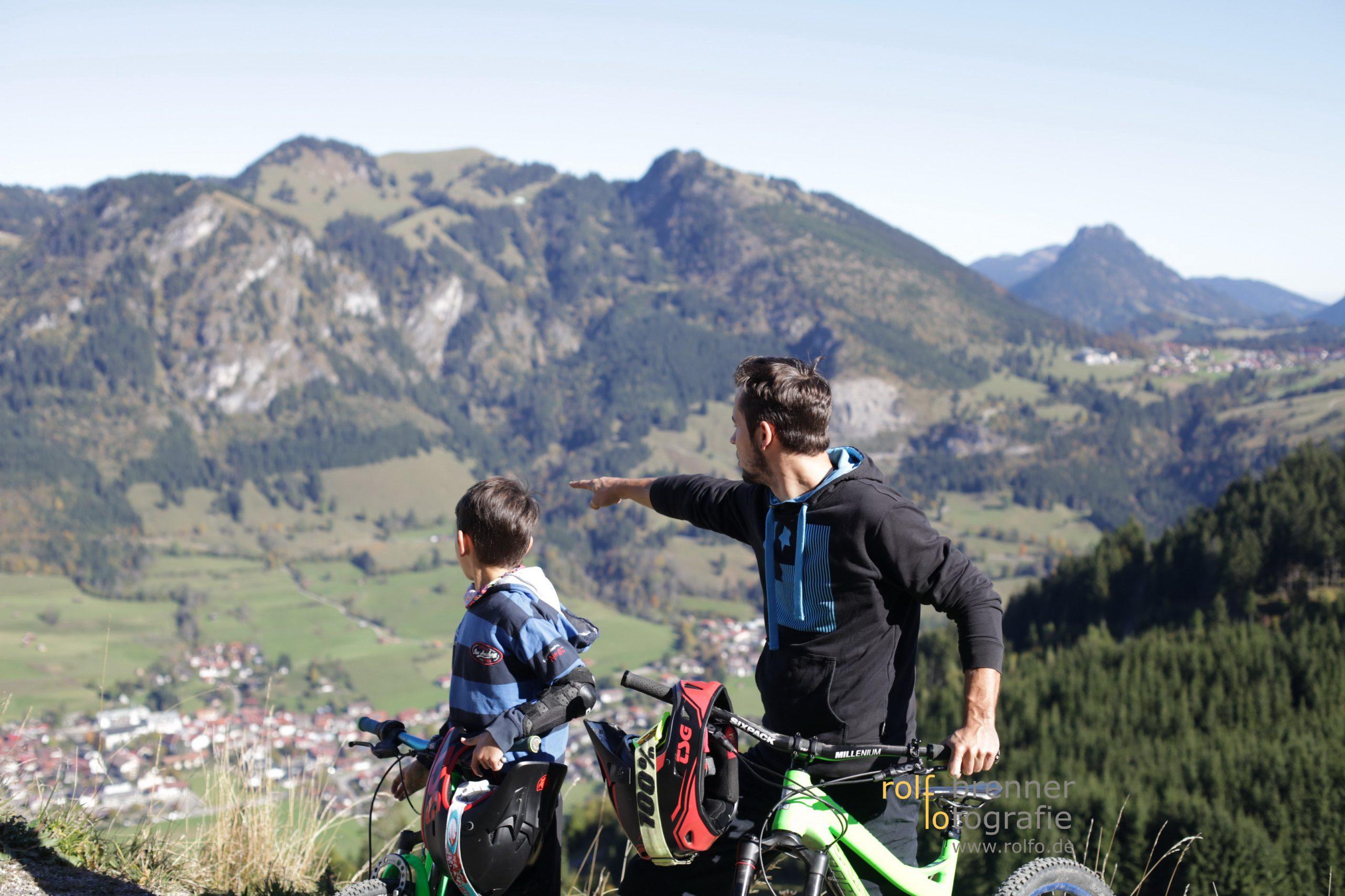 Bikepark im Allgäu