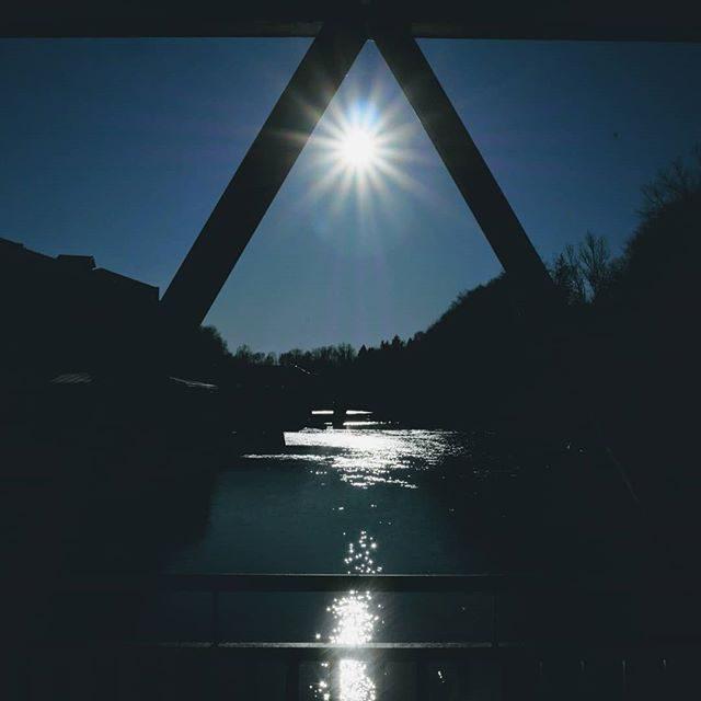 Brücke über die Iller. - Iller