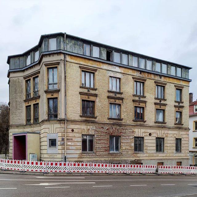 Baustelle in der Bodmanstraße. - bodmanstraße, baustelle, absperrung