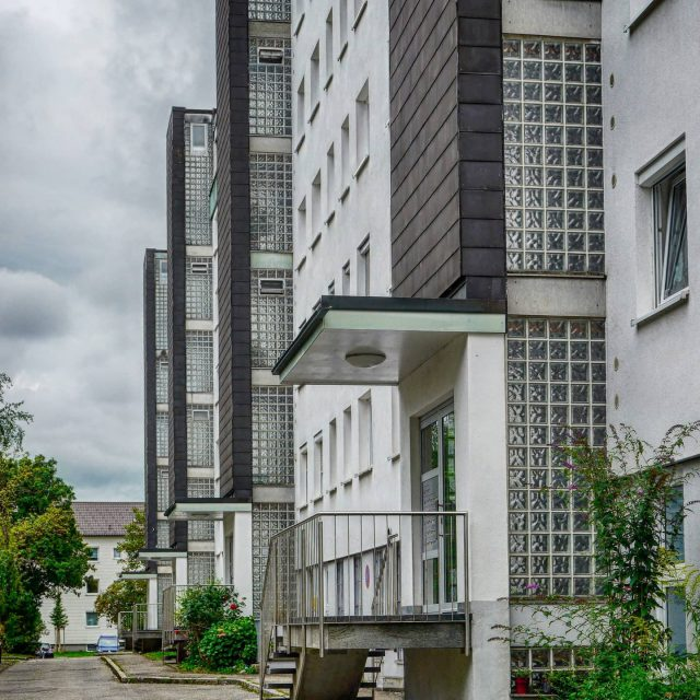 Appartements am Aybühlweg.