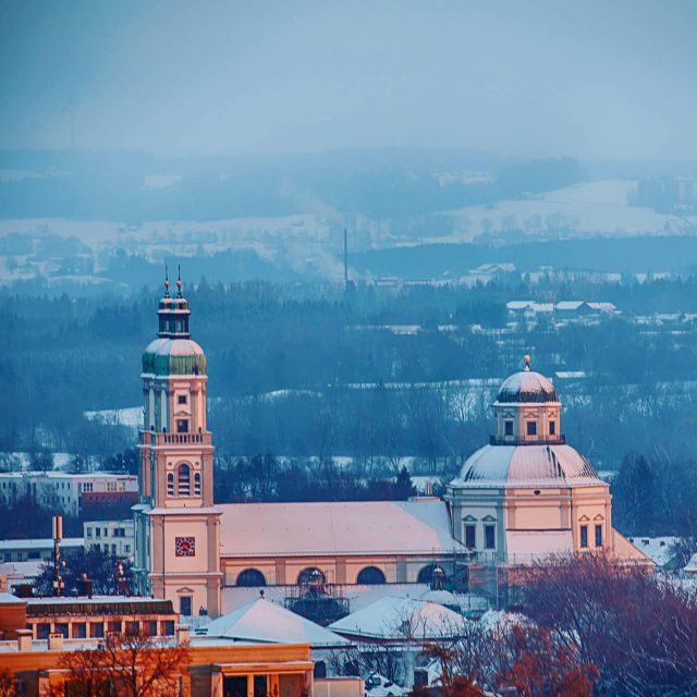 Basilika im Morgenlicht. #Kempten #Kempt …