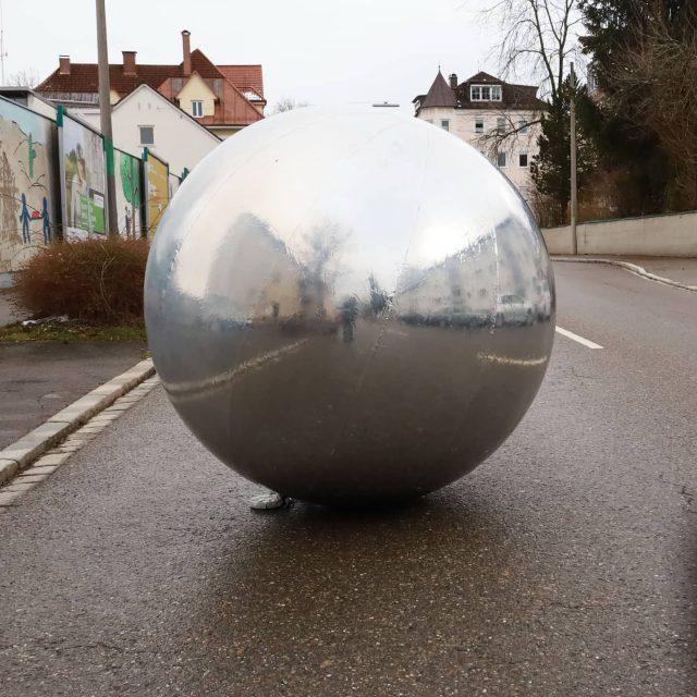 Silberball in der Immenstädter Straße