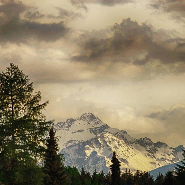 Lichtfleck auf dem Biberkopf. - kempten, Biberkopf, berge, berg, alps, alpen, allgäueralpen, allgäu