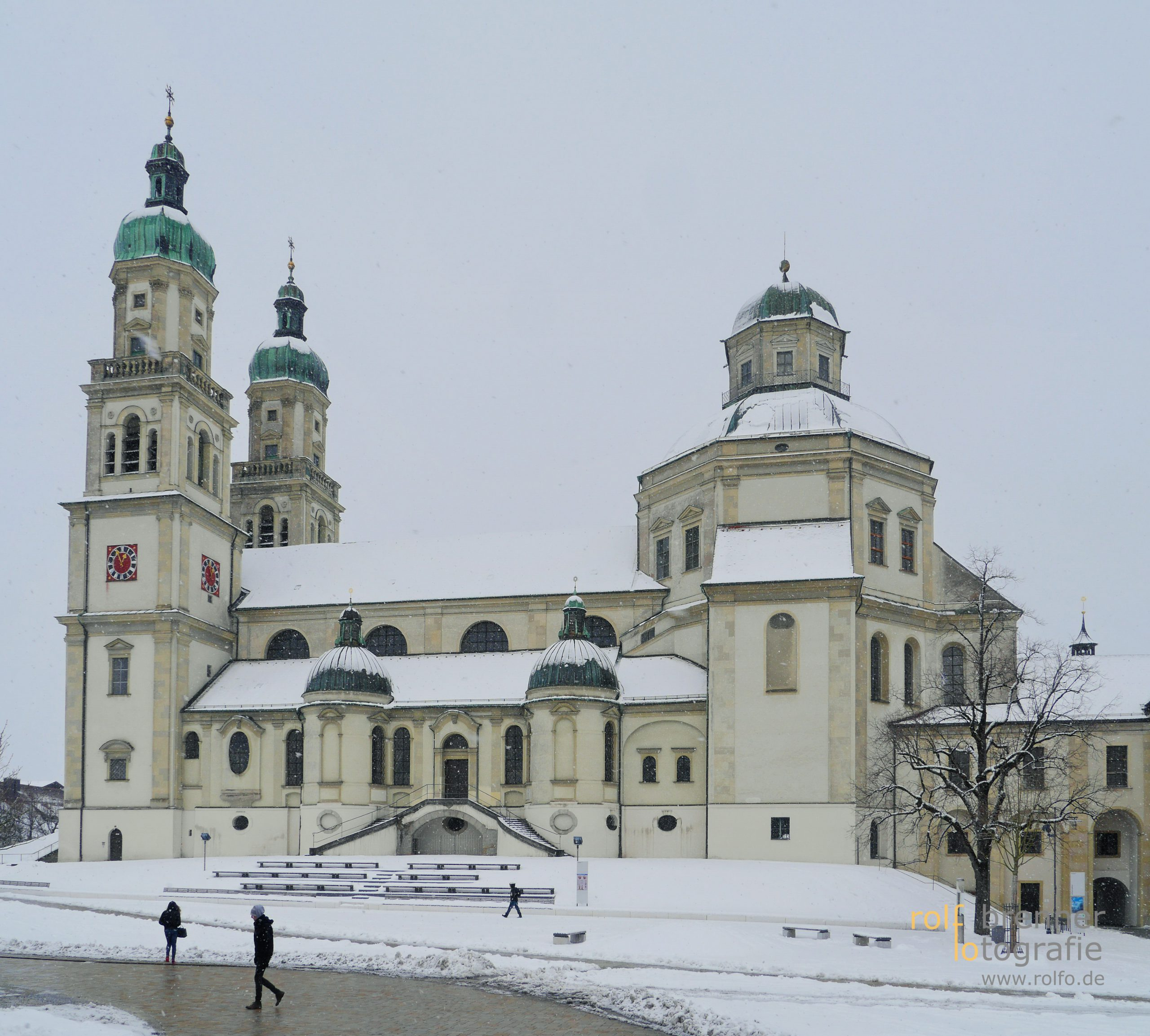 Kempten im Winter